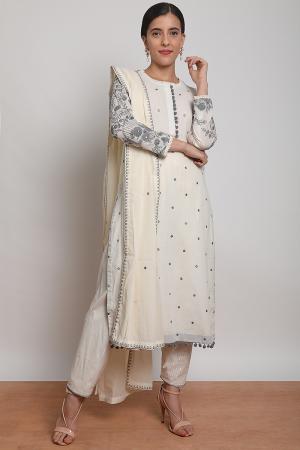 Nalini cotton suit set