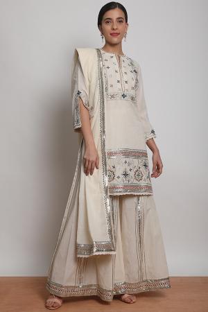 Nargis cotton suit set