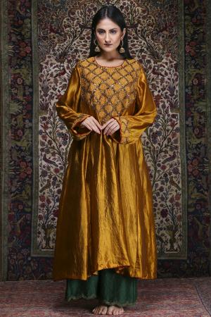 Amyra Tuscan sun yellow set