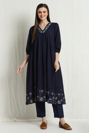 jane pleated dress