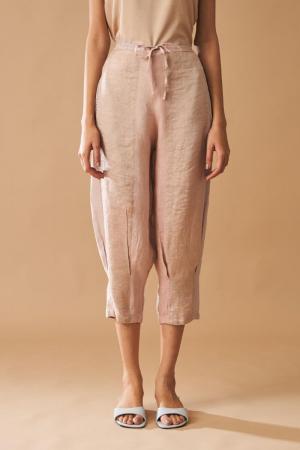 Nisa Handloom Linen Pants