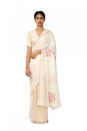 ivory joba er tora sari
