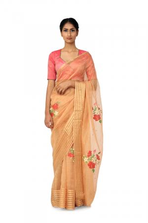 golden sonali bagaan sari