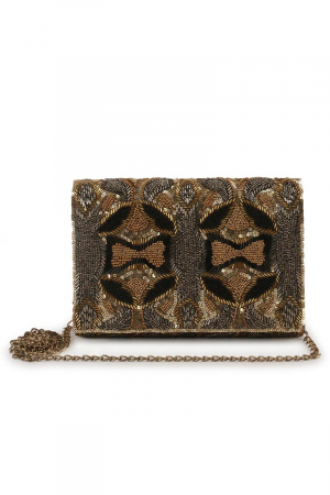Beauty packed clutch