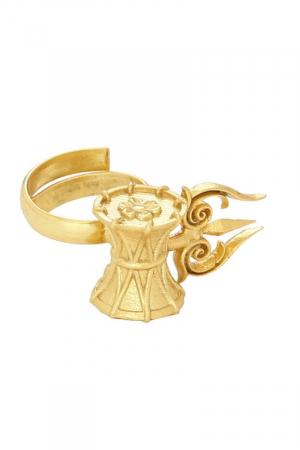 The Little Finger Charm Ring