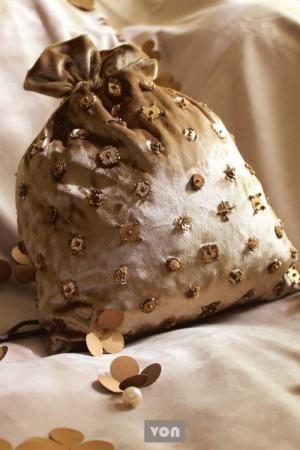 Bijoux Motif Potli