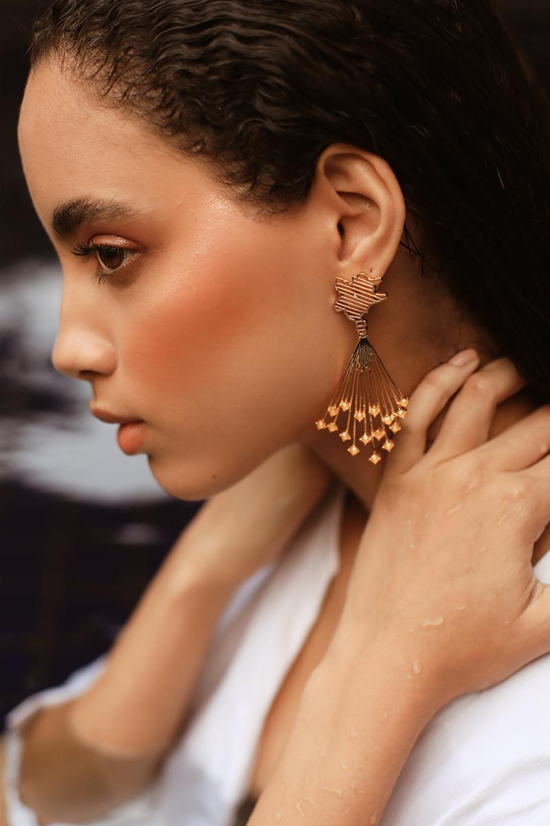 Marcelline Earring
