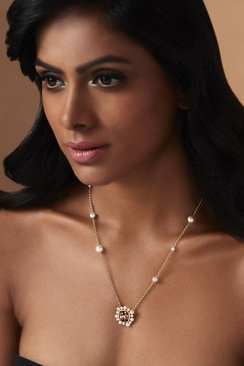 ISHARYA- Desert Pearl Necklace