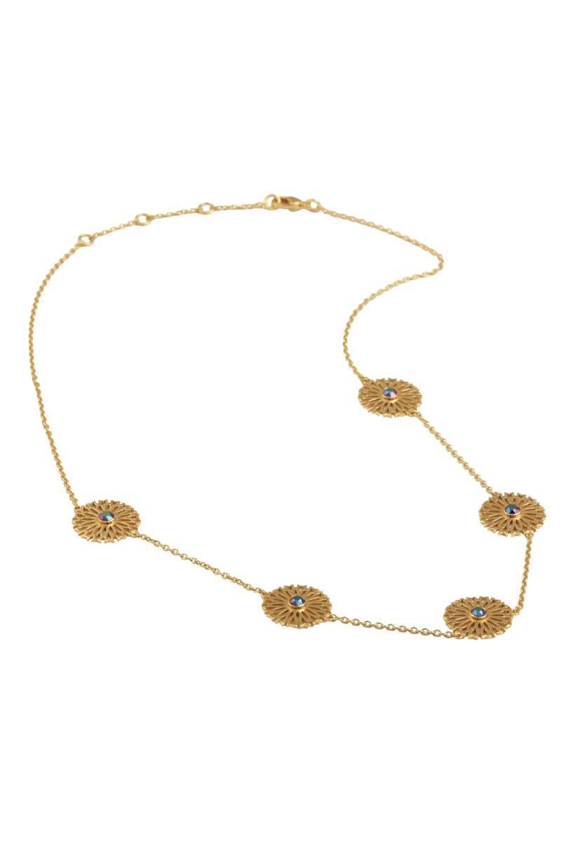 EINA AHLUWALIA- FE Crystal Necklace